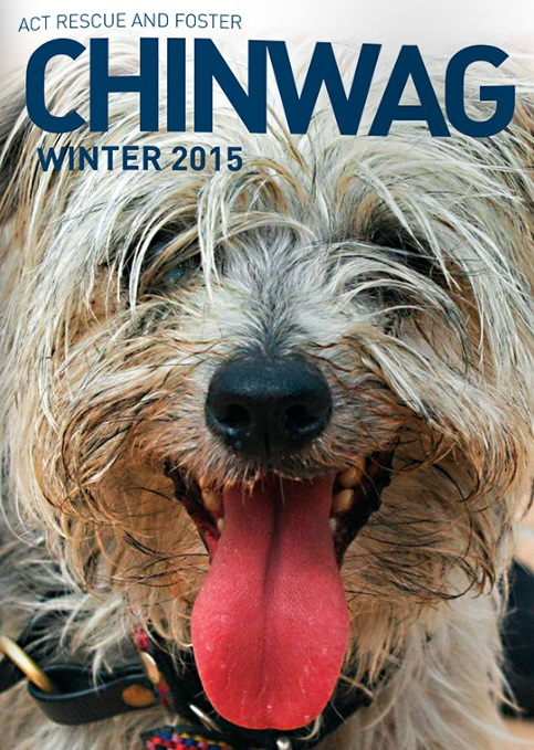 ARF Chinwag Winter 2015 mag cover