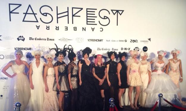 Rockstars and Royalty at FASHFEST 2014 #rockstarsandroyalty