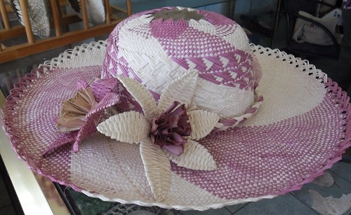 Woven-Hat