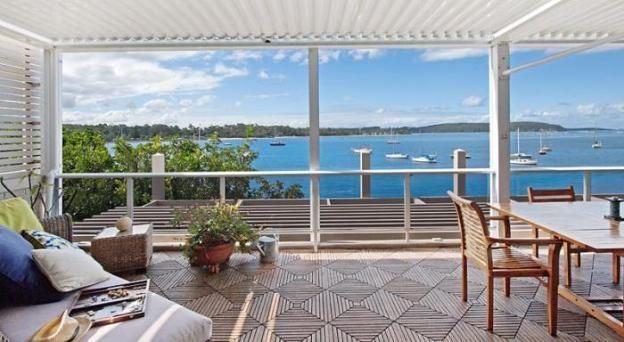 Luxury Bay Breeze Hotel - photo courtesy Bay Breeze