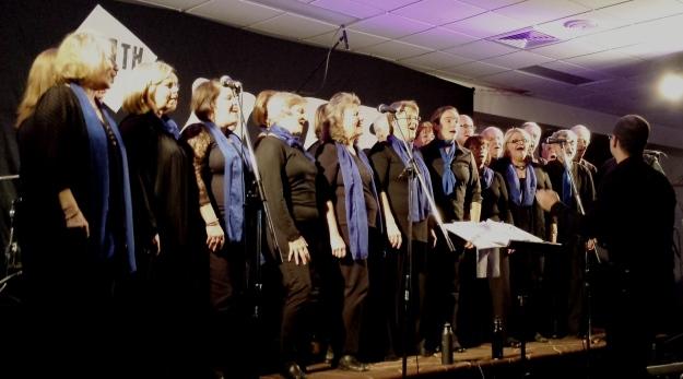 Rhythm Syndicate at Merimbula (June 2014)