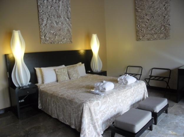 Master bedroom at Pacific Resort