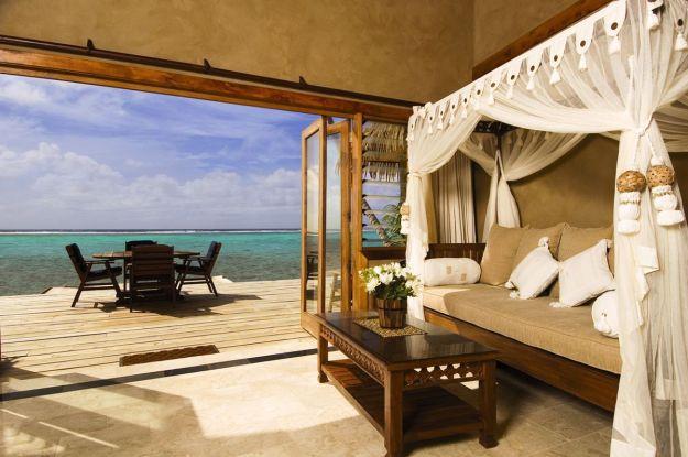 Rumours luxury villa