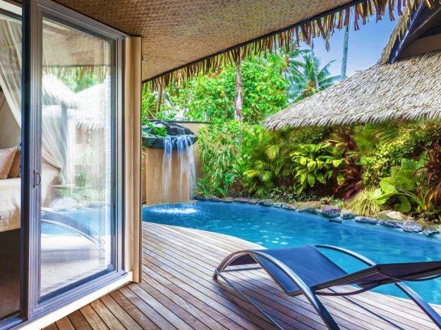 Rumours luxury spa