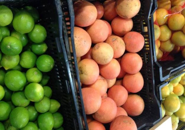 Fresh organic fruit and veggies from Choku Bai Jo Canberra (Lyneham and Curtin)
