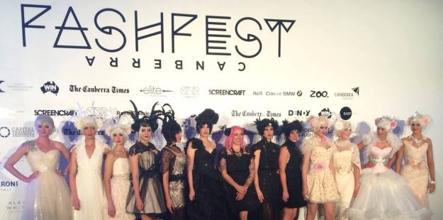 Rockstars and Royalty gowns from FASHFEST 2014