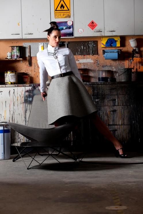 Corr Blimey Lantern Skirt