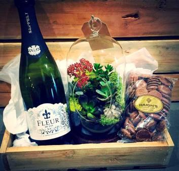 Gorgeous hampers from Melissa-Rose - the perfect gift