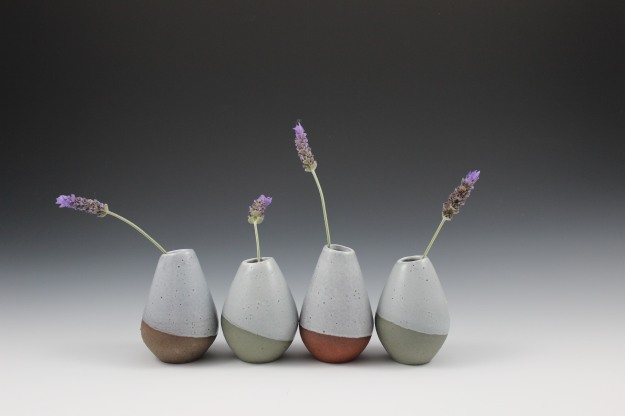 'Flower Pots' by Stephanie Hammill