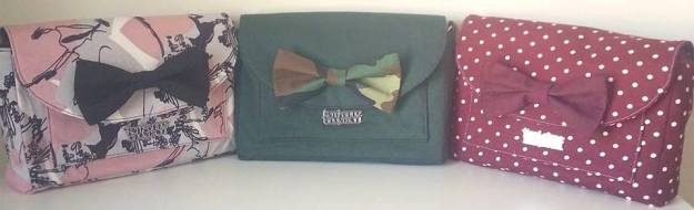 Kerri-Anne clutch bags