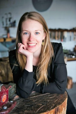 Artists Alison Jackson - photo by Christine Pobke