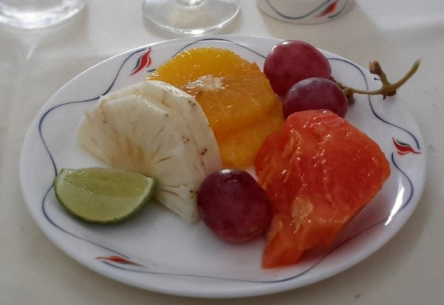 Emirates fruit platter