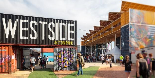 Westside01—Cox Architecture Westside Acton Park Tour: Daytime Opening. Image: Rodrigo Vargas