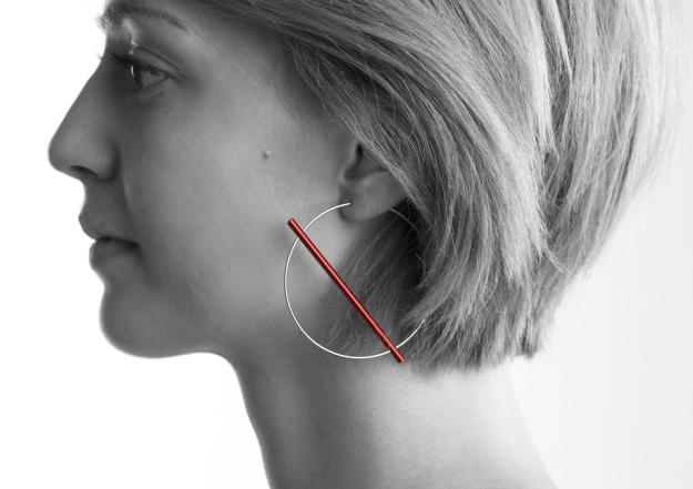 Phoebe Porter_Phoebe Porter_Line earrings