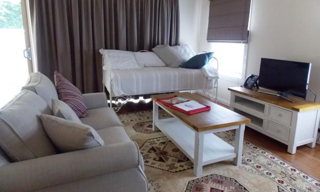 Cockatoo lounge area - photo by LFW