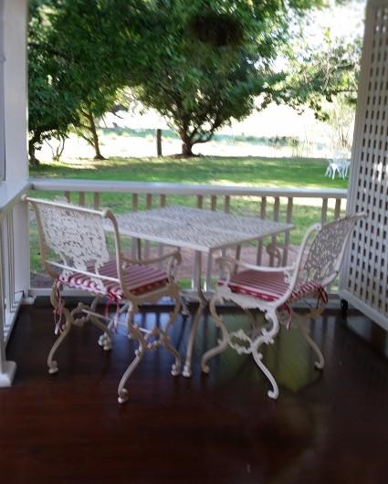 garden wing verandah