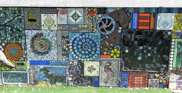 Mosaic Community Art Project includes local, national and international artists