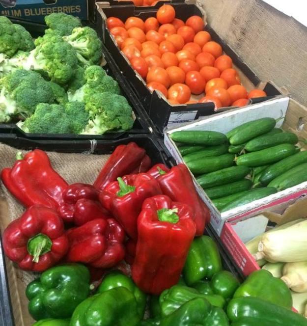 Fresh and organic from Choku Bai Jo
