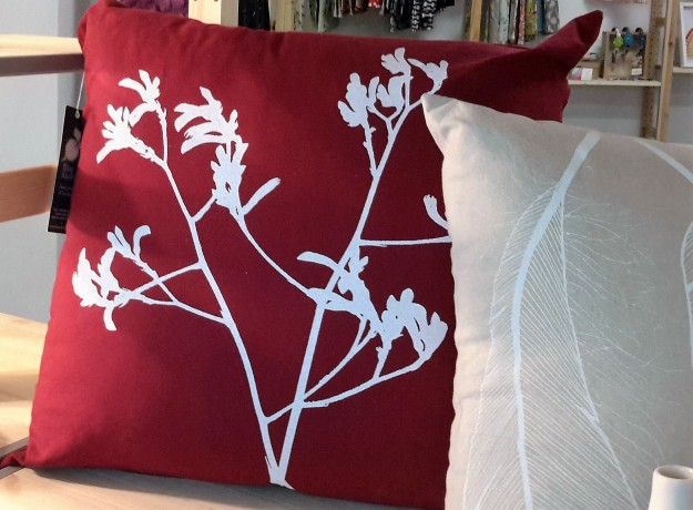 Soft furnishings from Blue Radish