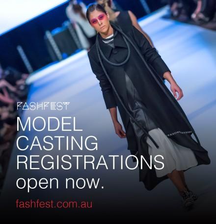 FF Model casting 2016