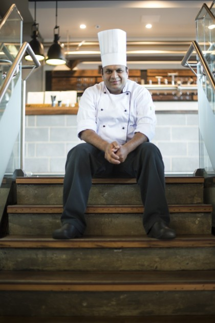 Nikhil Jain, Executive Chef