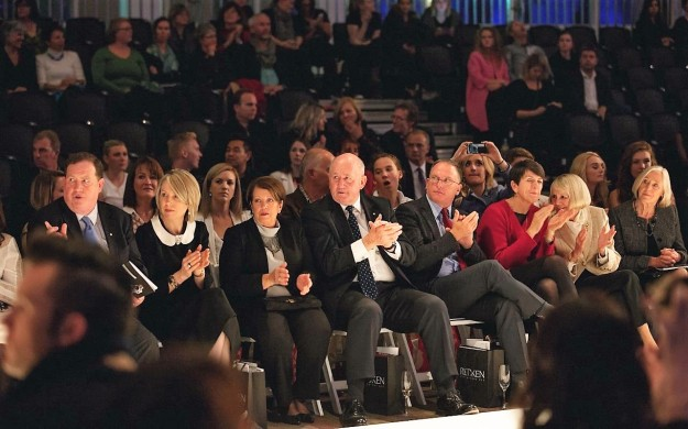 Front Row VIP Seats - FashFest 2015