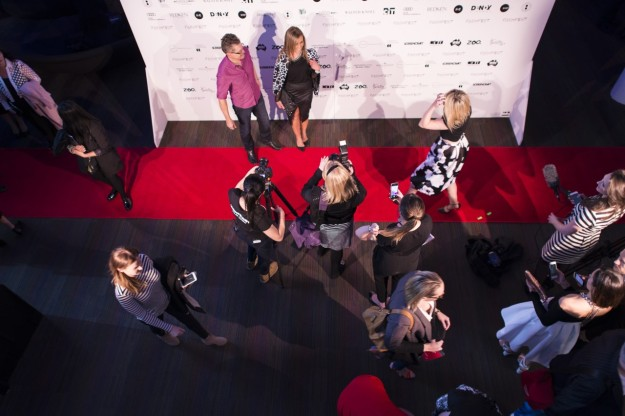 Fashfest Media Board - photo by Martin Ollman