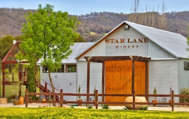 Star Lane Winery, Beechworth Victoria