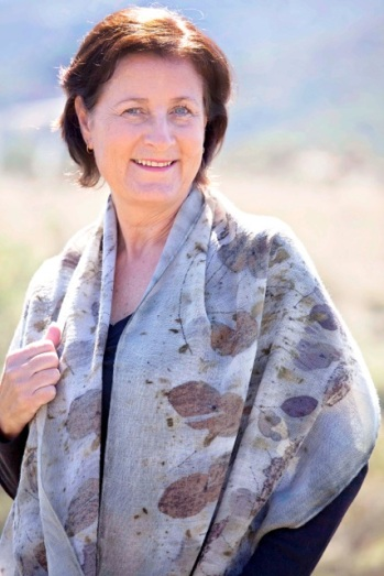 Textiles by Rasa Mauragis, Snowy Textiles