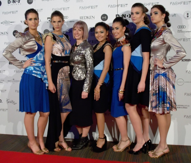 Zilpah tart collection FASHFEST 2015