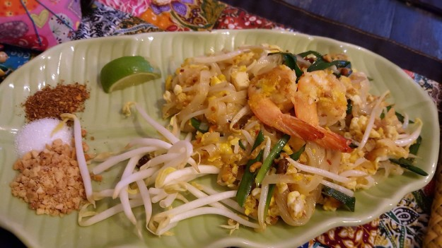Silom School Pad Thai