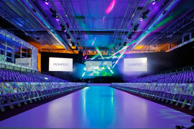 FASHFEST at the National Convention Centre