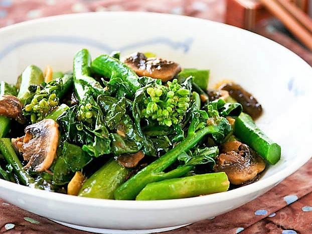stir-fry-greens