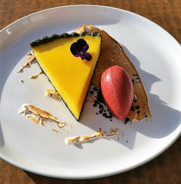 Bistronomes Lemon tart