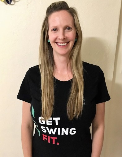 Cathie Swing fit