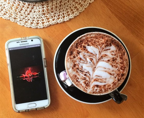 Yass cafes_tootsie Chilli hot choc