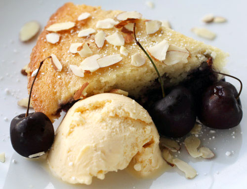 Cheated-Cherry-Clafoutis