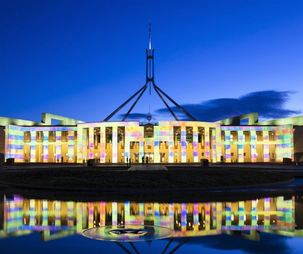 Enlighten Parliament House