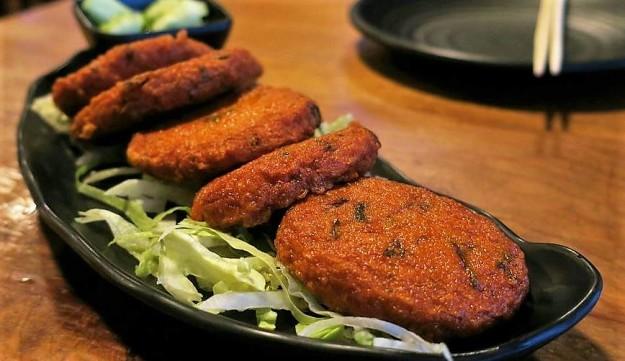 Thai fish cakes 1